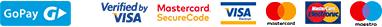 Příjmané platební karty a 3D-Secure